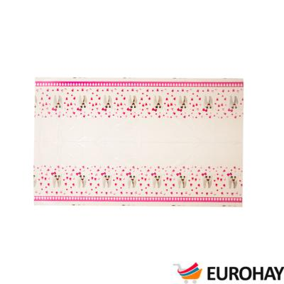Nappe rose 1 pcs